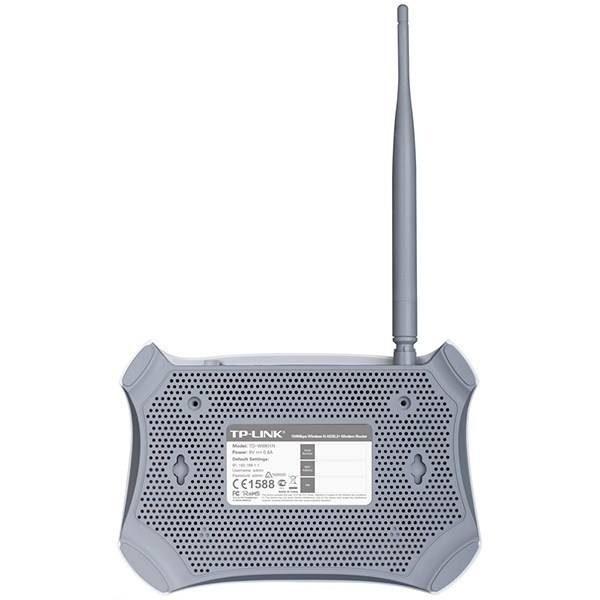 مودم روتر ADSL2 Plus بیسیم N150 تی پی-لینک مدل TD-W8901N