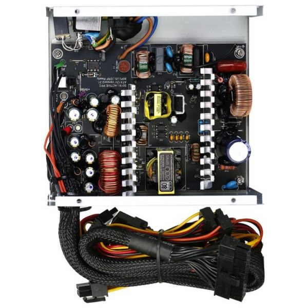 منبع تغذیه کامپیوتر گرین مدل GP400A-ECO